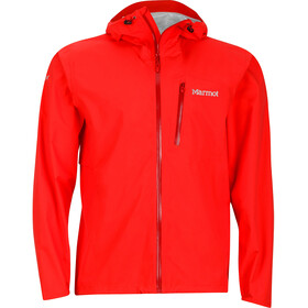 Marmot Essence Jacket Herr scarlet red